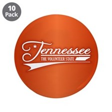 """Tennessee State of Mine 3.5"""" Button (10 pack)"""