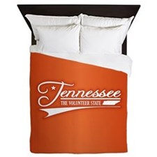 Tennessee State of Mine Queen Duvet