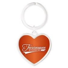 Tennessee State of Mine Keychains