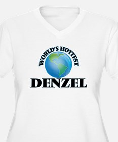 World's Hottest Denzel Plus Size T-Shirt