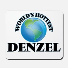 World's Hottest Denzel Mousepad