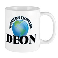 World's Hottest Deon Mugs