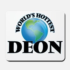World's Hottest Deon Mousepad