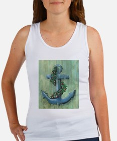 Anchor and Garland Tank Top