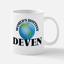 World's Hottest Deven Mugs