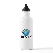 World's Hottest Deven Water Bottle