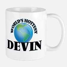 World's Hottest Devin Mugs