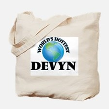 World's Hottest Devyn Tote Bag