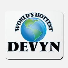 World's Hottest Devyn Mousepad