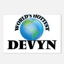 World's Hottest Devyn Postcards (Package of 8)