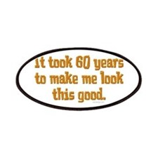 It took 60 years Patches