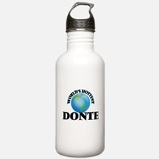 World's Hottest Donte Water Bottle