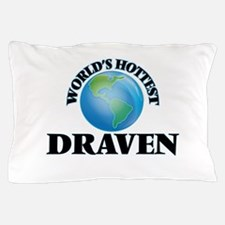 World's Hottest Draven Pillow Case