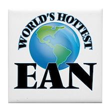 World's Hottest Ean Tile Coaster