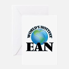 World's Hottest Ean Greeting Cards