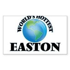 World's Hottest Easton Decal