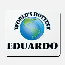 World's Hottest Eduardo Mousepad