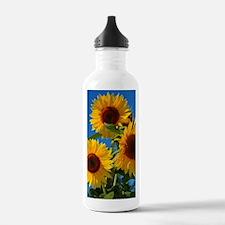 Unique Sunflower garden Water Bottle