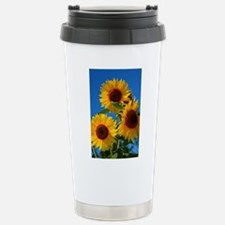Cute Floral botanical Travel Mug