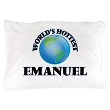 World's Hottest Emanuel Pillow Case