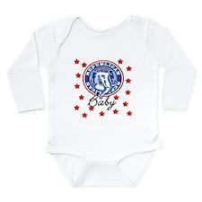 Unique Republican toddler Long Sleeve Infant Bodysuit