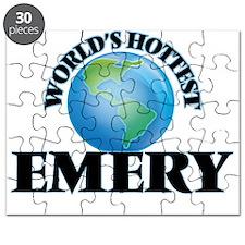 World's Hottest Emery Puzzle