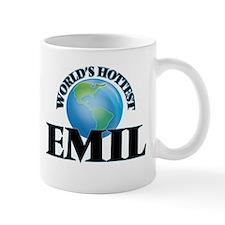 World's Hottest Emil Mugs