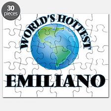 World's Hottest Emiliano Puzzle