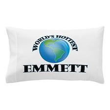 World's Hottest Emmett Pillow Case
