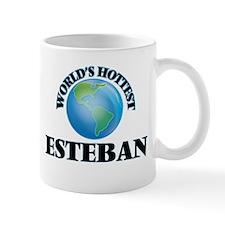 World's Hottest Esteban Mugs
