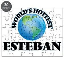 World's Hottest Esteban Puzzle