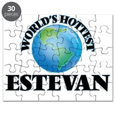 World's Hottest Estevan Puzzle