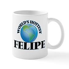 World's Hottest Felipe Mugs