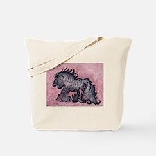 Cute Gypsy horse Tote Bag
