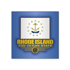 Rhode Island (v15) Sticker