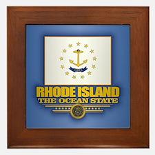 Rhode Island (v15) Framed Tile