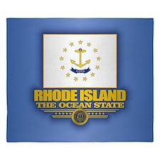 Rhode Island (v15) King Duvet