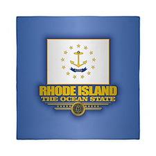 Rhode Island (v15) Queen Duvet