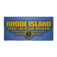 Rhode Island (v15) Beach Towel