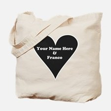 Your Name and Franco Tote Bag
