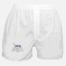 OWENS dynasty Boxer Shorts