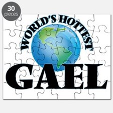 World's Hottest Gael Puzzle