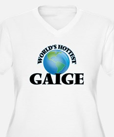 World's Hottest Gaige Plus Size T-Shirt