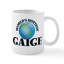 World's Hottest Gaige Mugs