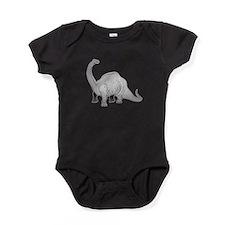 Brachiosaurus Baby Bodysuit