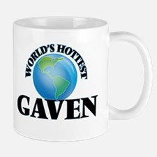 World's Hottest Gaven Mugs