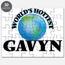 World's Hottest Gavyn Puzzle