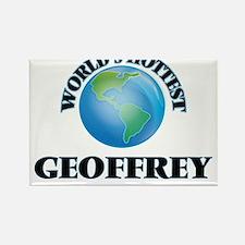 World's Hottest Geoffrey Magnets