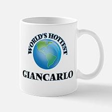 World's Hottest Giancarlo Mugs
