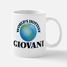 World's Hottest Giovani Mugs